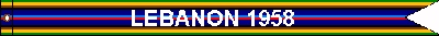 Armed Forces Expeditionary Ribbon #12